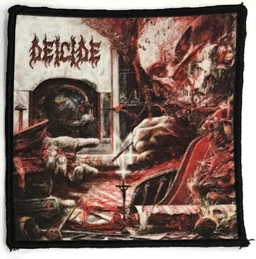 Patch Deicide - Overtures Of Blasphemy 0