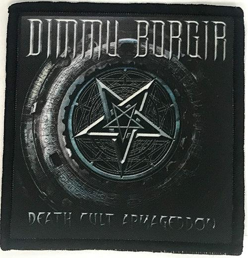 Patch Dimmu Borgir - Death Cult Armageddon 0
