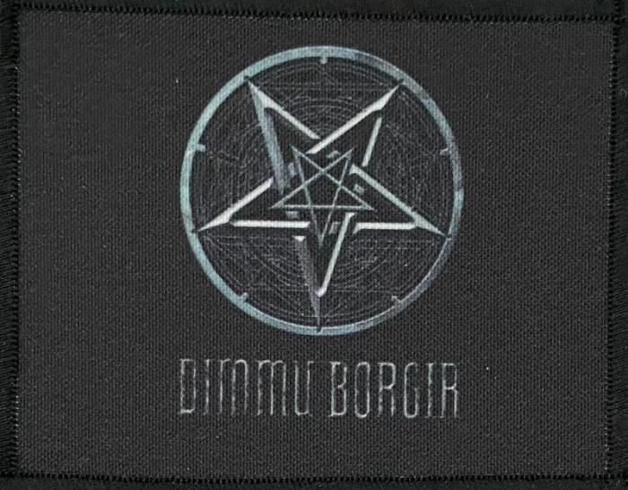 Patch Dimmu Borgir - Logo 0