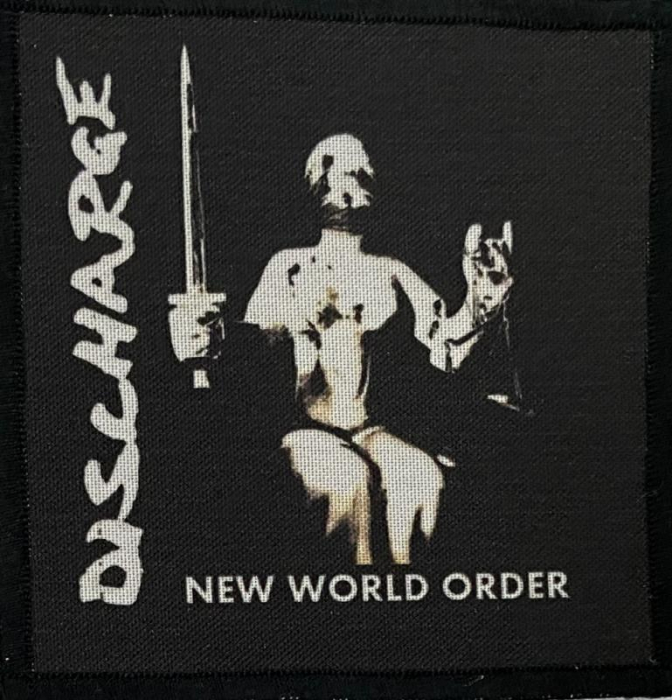 Patch Discharge - New World Order 0