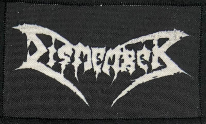 Patch Dismember - Logo 0