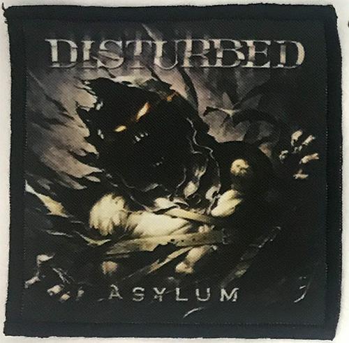 Patch Disturbed - Asylum [0]