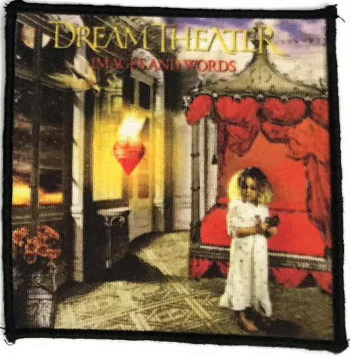 Patch Dream Theater - Images and Words 0