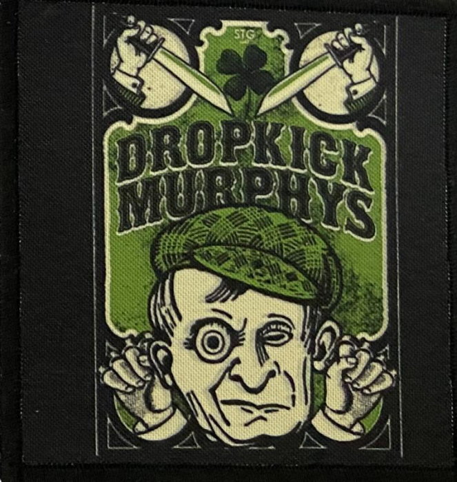 Patch Dropkick Murphys [0]