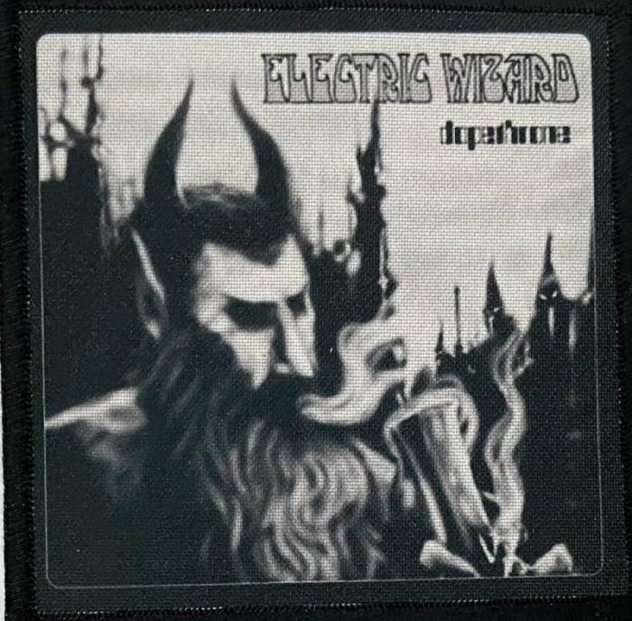 Patch Electric Wizard - Dopethrone 0