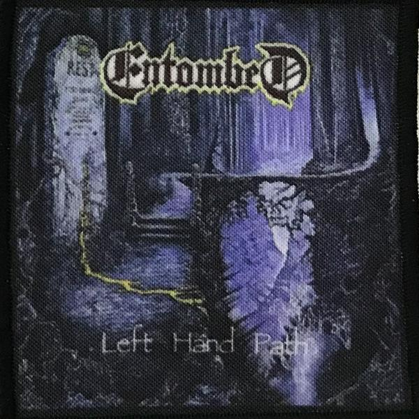 Patch Entombed Left hand path 0