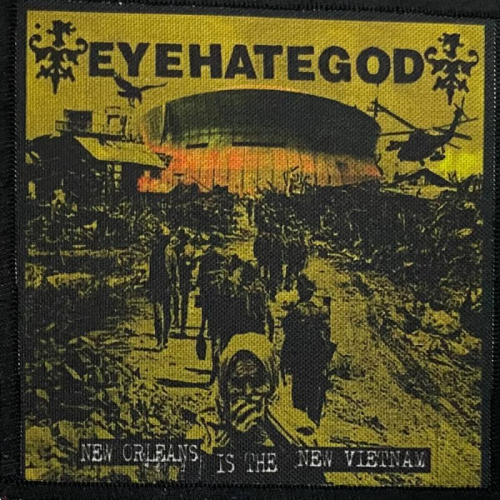 Patch Eyehategod - New Orleans 0