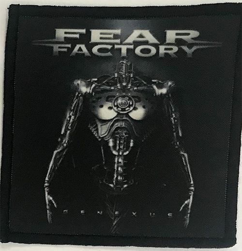 Patch Fear Factory - Genexus 0