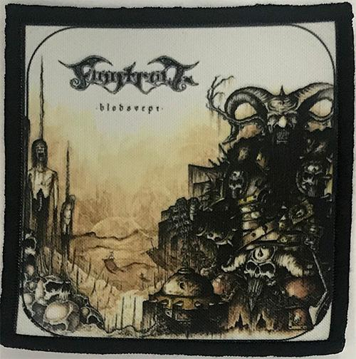 Patch Finntroll - Blodsvept  0