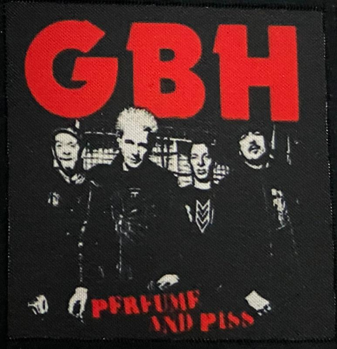 Patch GBH - Perfume and Piss 0