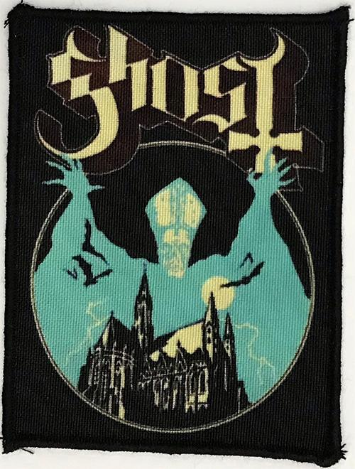 Patch Ghost - Opus Eponymous 0