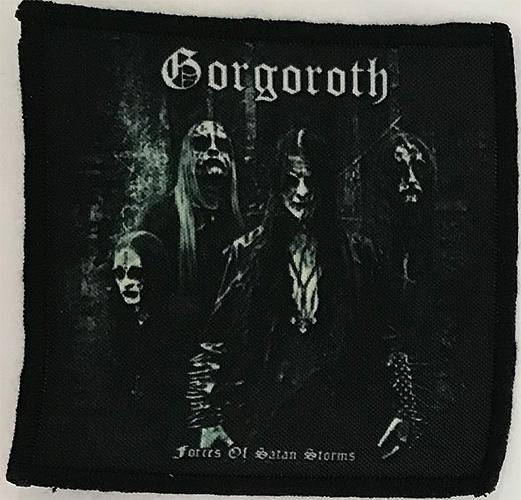 Patch Gorgoroth - Forces Of Satan Storms 0