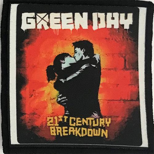 Patch Green Day - 21st Century Breakdown 0