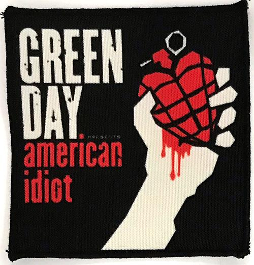Patch Green Day - American Idiot [0]