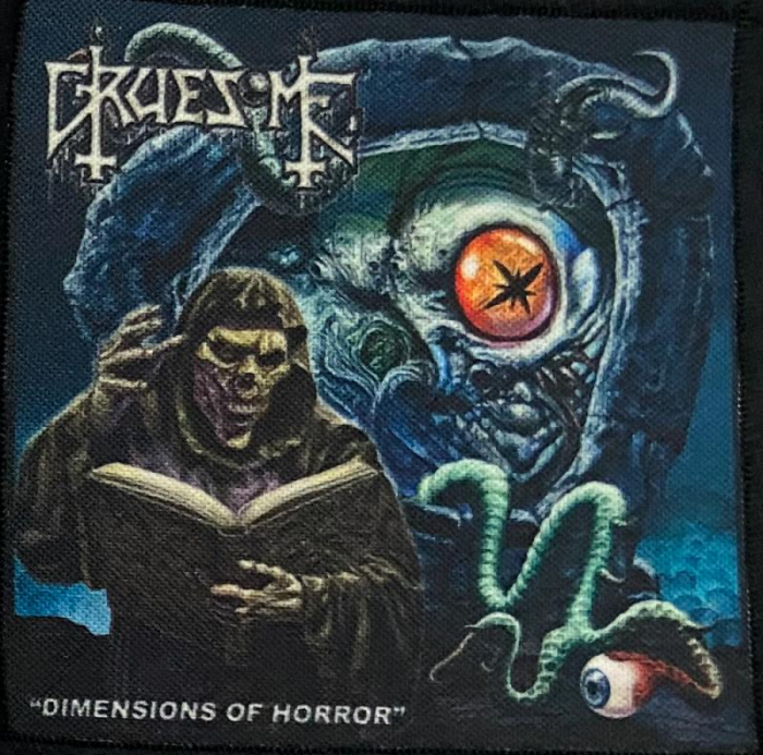 Patch Gruesome - Dimensions of Horror 0