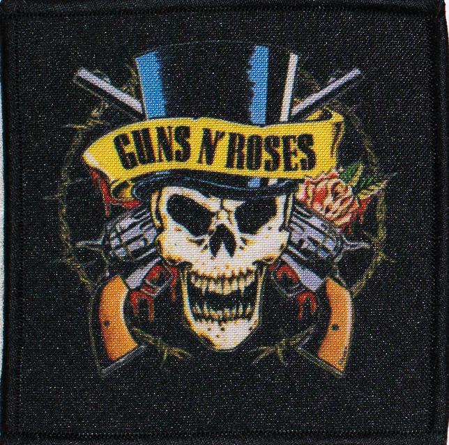Patch Guns N Roses 0