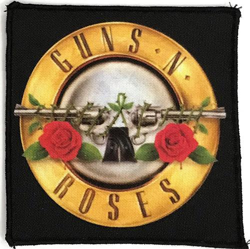 Patch Guns N Roses -  Logo 0