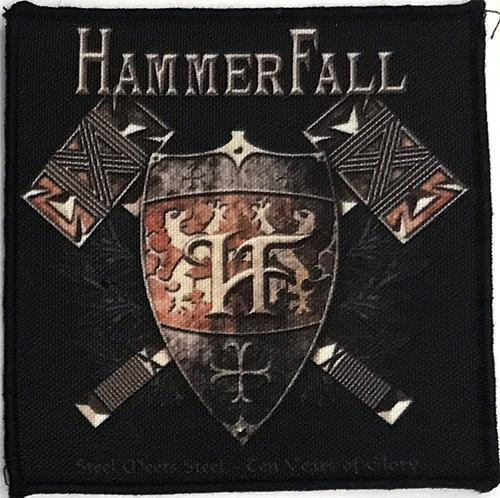 Patch HammerFall - Steel Meets Steel 0