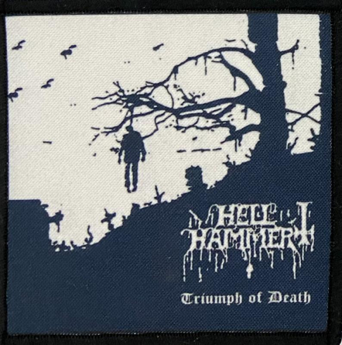 Patch Hellhammer - Triumph of Death 0