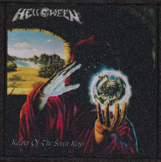 Patch Helloween Keeper Of The Seven Keys 0