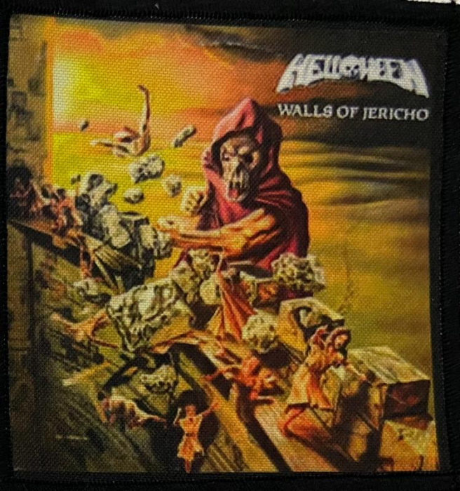 Patch Helloween - Walls of Jericho 0