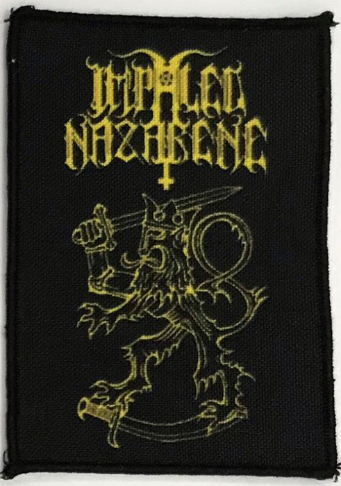 Patch Impaled Nazarene - Suomi Finland Perkele 0