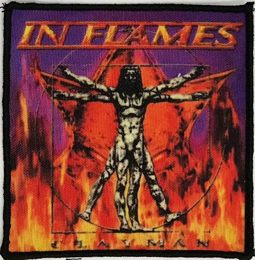 Patch In Flames - Clayman [0]