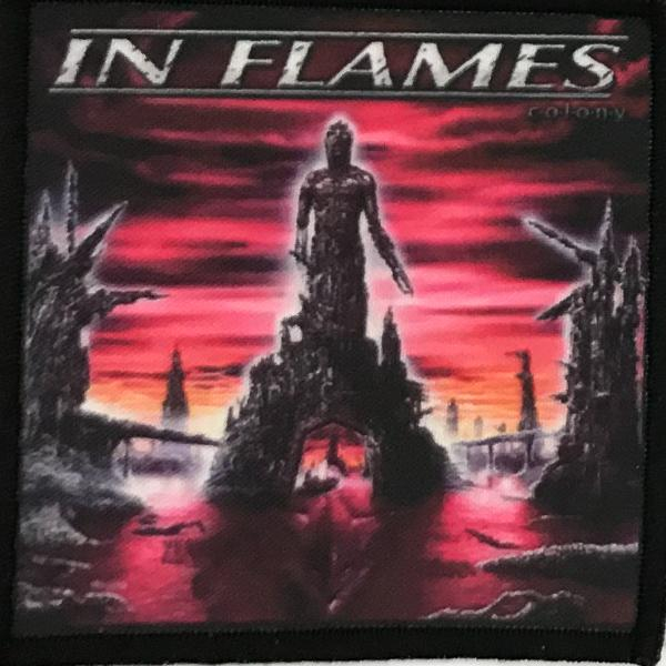 Patch In Flames Colony [0]