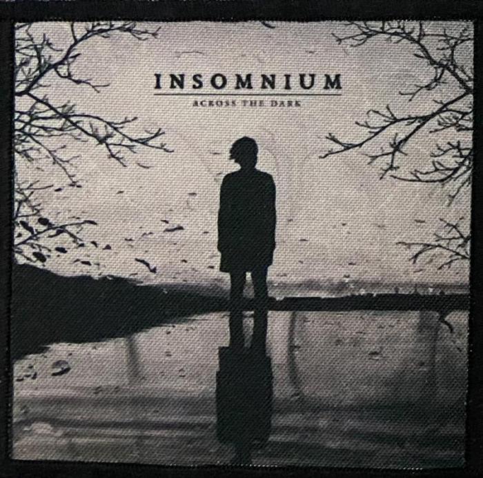 Patch Insomnium - Across the Dark 0