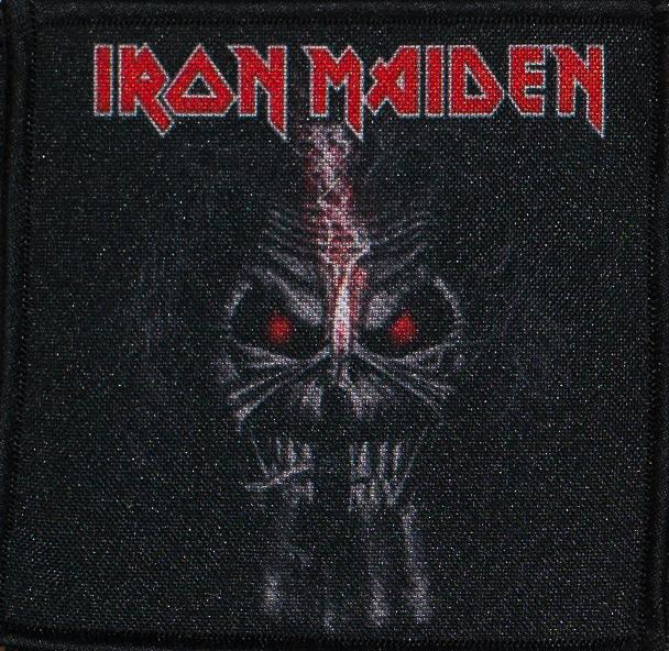 Patch Iron Maiden Eddie- Finger P398 0