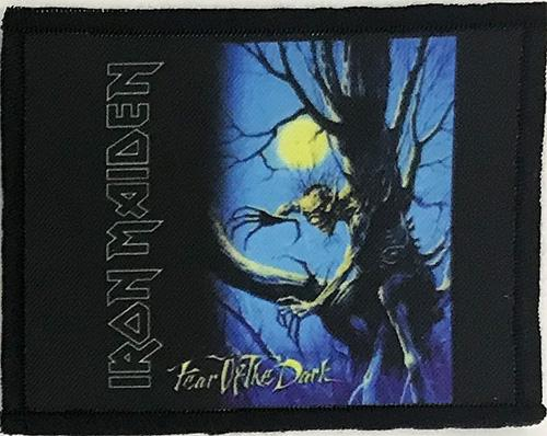 Patch Iron Maiden - Fear Of The Dark 0