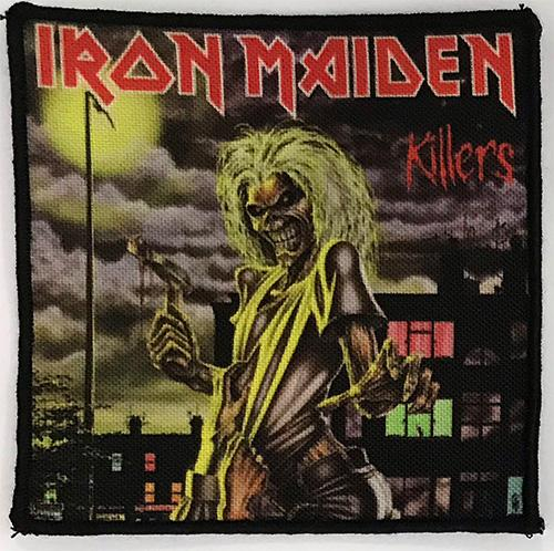 Patch Iron Maiden - Killers 0