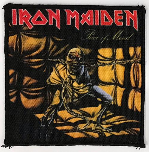 Patch Iron Maiden - Piece of Mind 0