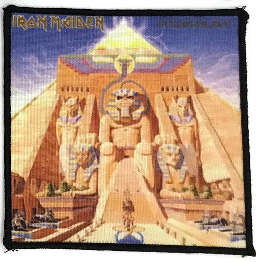 Patch Iron Maiden - Powerslave 0