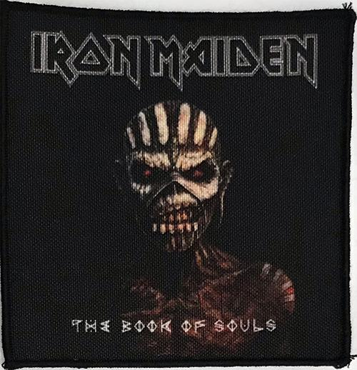 Patch Iron Maiden - The Book of Souls 0