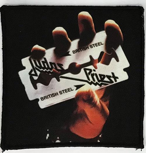 Patch Judas Priest - British Steel 0