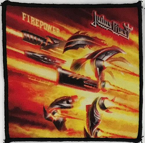 Patch Judas Priest - Firepower 0