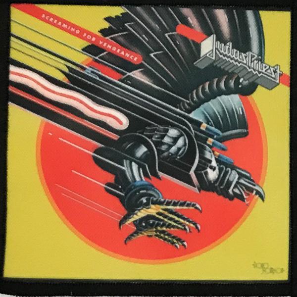 Patch Judas Priest Screaming For Vengeance 0