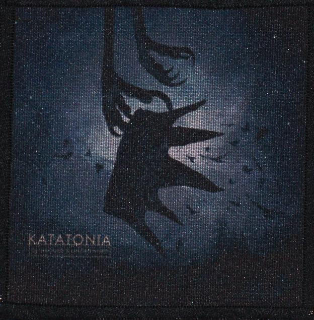 Patch Katatonia Dethroned And Uncrowned 0