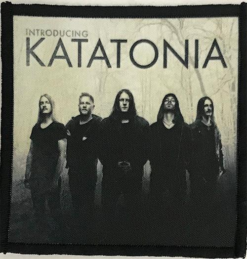 Patch Katatonia - Introducing 0