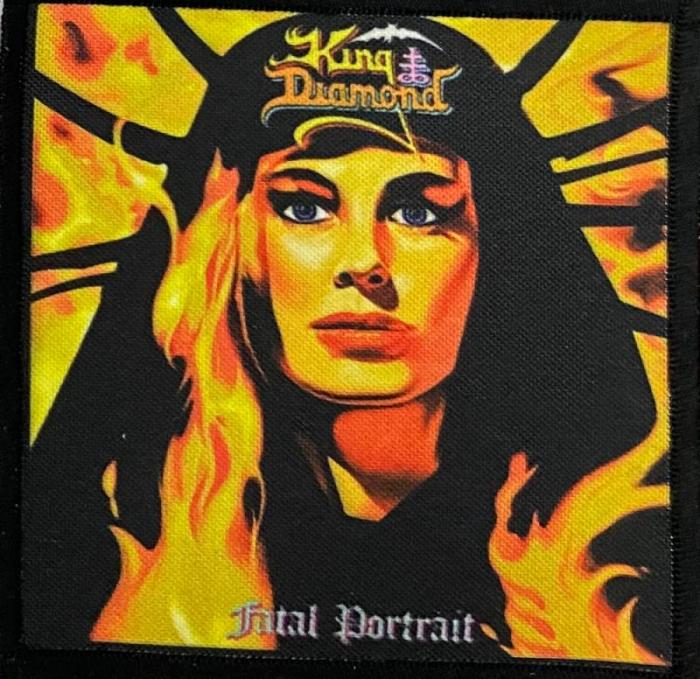 Patch King Diamond - Final Portrait 0
