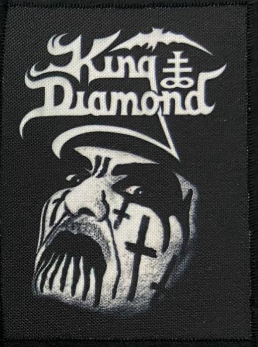 Patch King Diamond - White 0