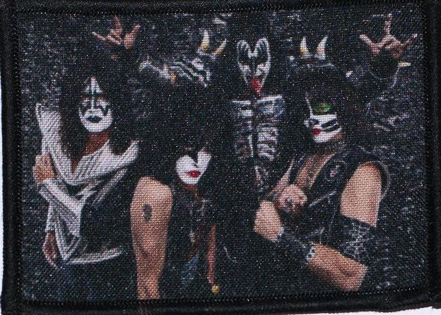 Patch Kiss - Band P403 0