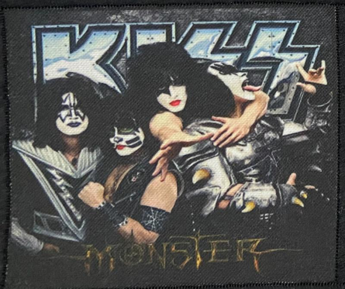 Patch Kiss - Monster 0