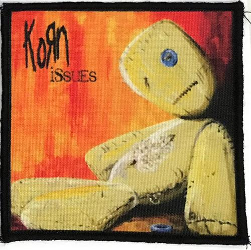 Patch Korn - Issues 0
