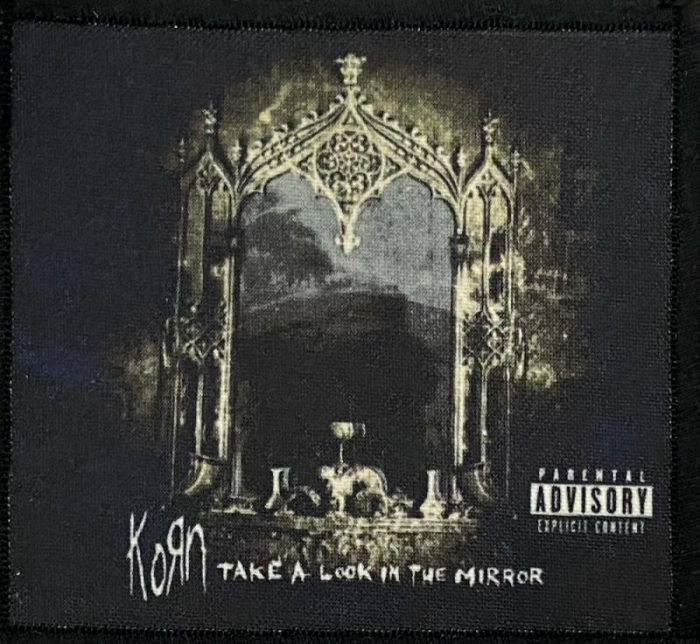 Patch Korn - Take a look in the Mirror 0