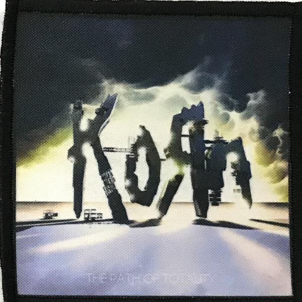 Patch Korn The Path of Totality 0
