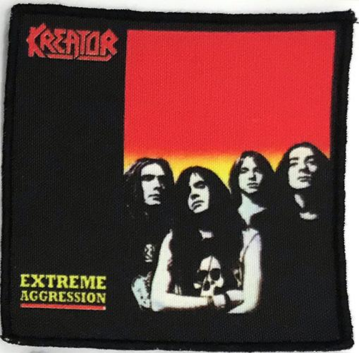 Patch Kreator - Extreme Aggression 0