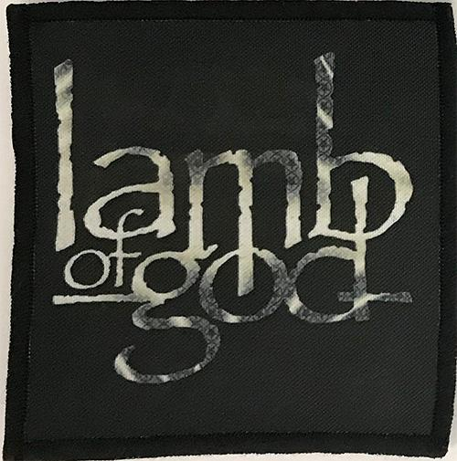 Patch Lamb Of God - Logo [0]