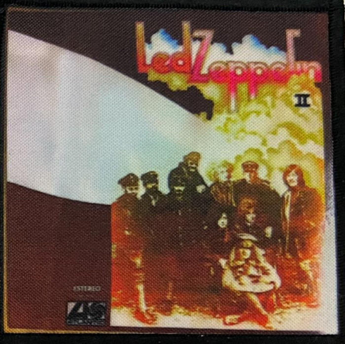 Patch Led Zeppelin - II 0